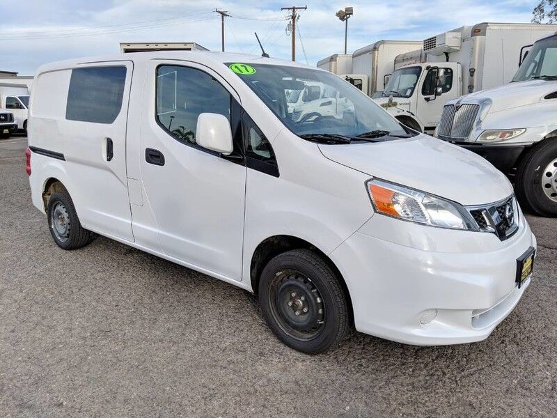 2017 Nissan Nv200 Mini Cargo Van Fountain Valley Ca 26148917