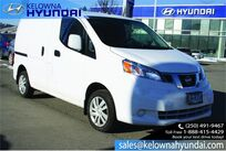 Nissan NV200 SV Bluetooth, Back up Sensors 2017
