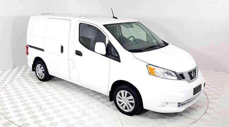 2017_Nissan_NV200_SV_ Euless TX
