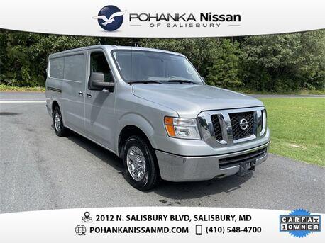 2017_Nissan_NV2500 HD_SL Standard Roof_ Salisbury MD