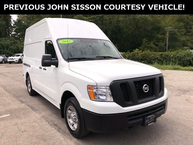 2017 Nissan NV2500 HD SV