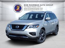 2017_Nissan_Pathfinder_Platinum 4WD_ Fort Wayne IN