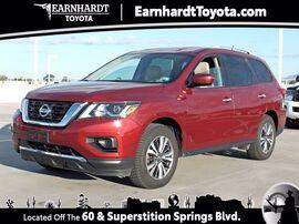 2017_Nissan_Pathfinder_S 4WD *1-OWNER*_ Phoenix AZ