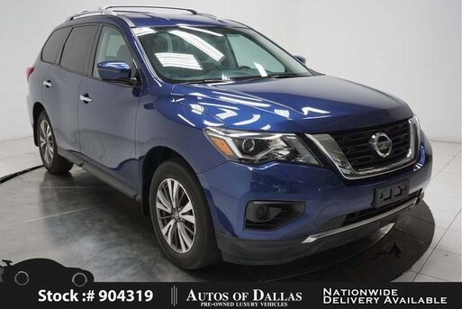 2017_Nissan_Pathfinder_S CAM,KEY-GO,18IN WHLS,3RD ROW STS_ Plano TX