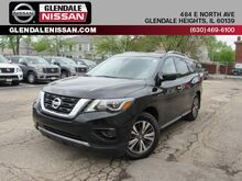 2017_Nissan_Pathfinder_S_ Glendale Heights IL