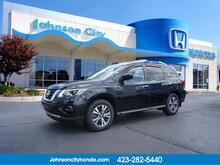 2017_Nissan_Pathfinder_S_ Johnson City TN