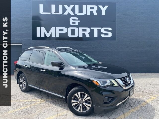 2017 Nissan Pathfinder S Junction City KS