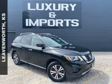 2017_Nissan_Pathfinder_S_ Leavenworth KS