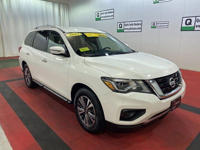 2017 Nissan Pathfinder S Quincy MA