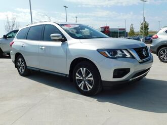 2017_Nissan_Pathfinder_S_ Kansas City KS
