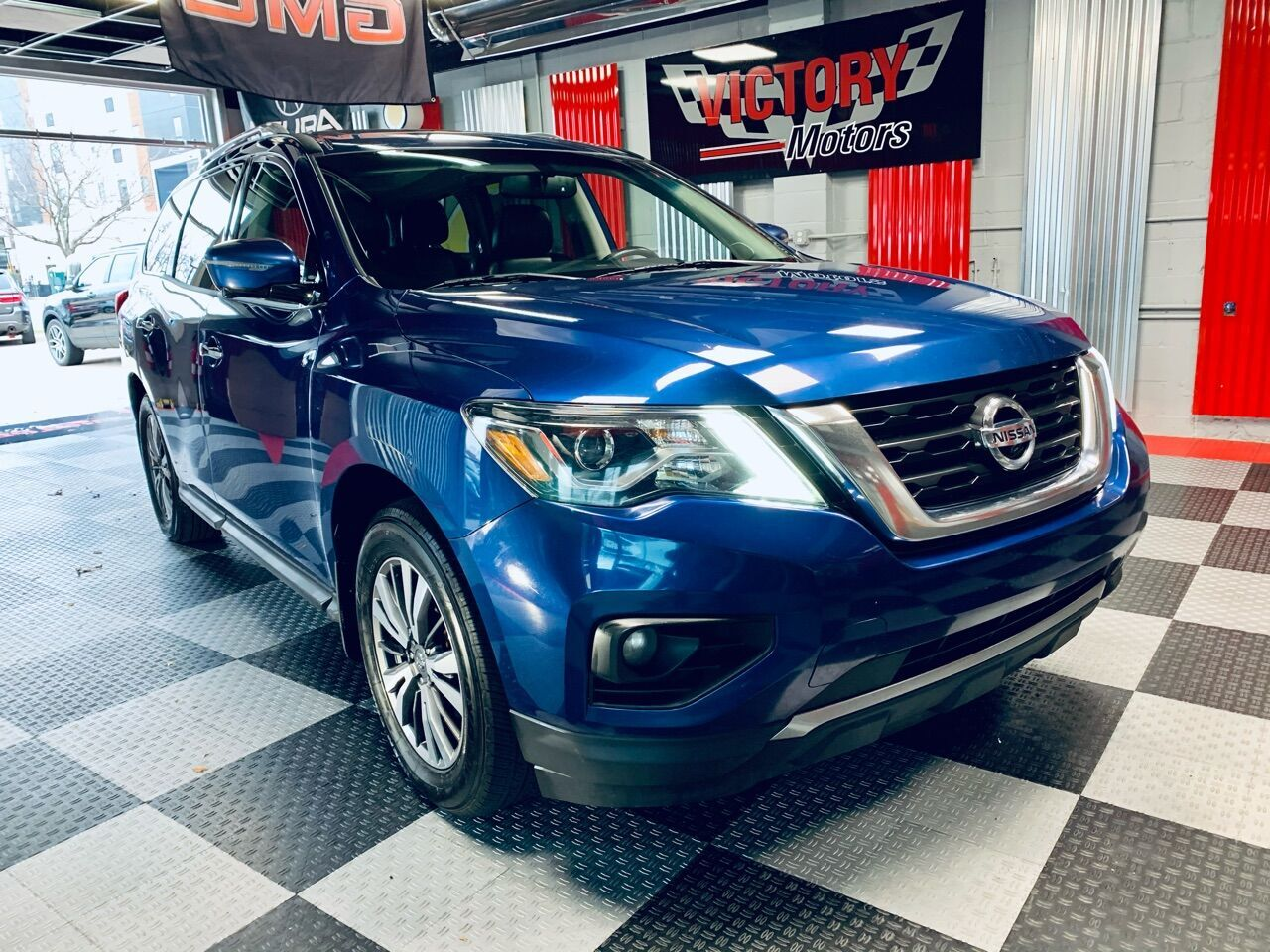 2017 Nissan Pathfinder SL 4x4 4dr SUV Royal Oak MI