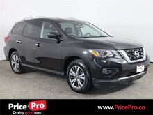 2017_Nissan_Pathfinder_SL 4x4 w/Heated Leather/3rd Row Seating_ Maumee OH