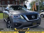 2017 Nissan Pathfinder SL-$90Wk-Backup-HeatdLeathrSeats-Alloys-LowKm