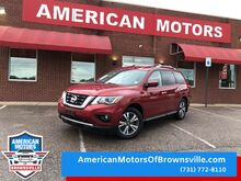 2017_Nissan_Pathfinder_SL_ Brownsville TN