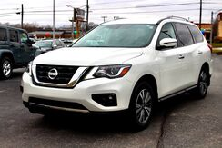 2017_Nissan_Pathfinder_SL_ Fort Wayne Auburn and Kendallville IN