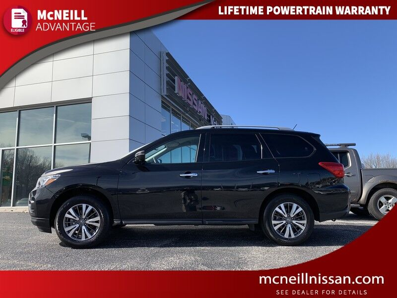 2017 Nissan Pathfinder SL High Point NC