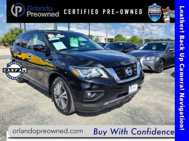 2017 Nissan Pathfinder SL Orlando FL