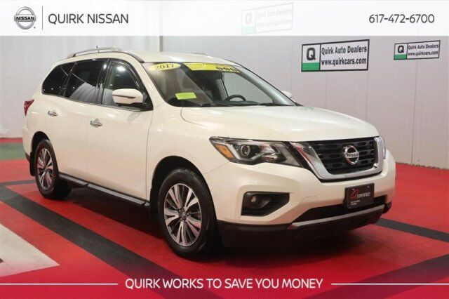2017 Nissan Pathfinder SL Quincy MA