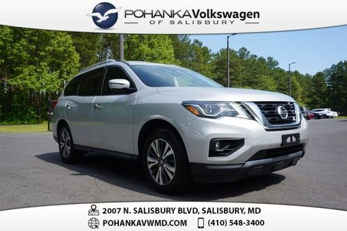 2017_Nissan_Pathfinder_SV ** THIRD ROW ** GUARANTEED FINANCING **_ Salisbury MD