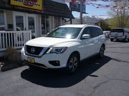 2017_Nissan_Pathfinder_SV 2WD_ Pocatello and Blackfoot ID
