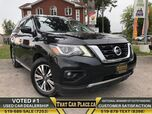 2017 Nissan Pathfinder SV-$85Wk-4WD-Backup-HeatdSeats-Alloys-NewTires
