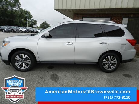 2017 Nissan Pathfinder SV Brownsville TN