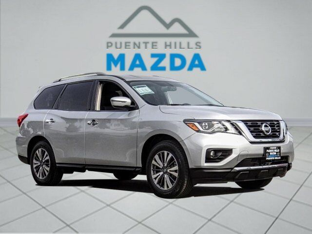 2017 Nissan Pathfinder SV City of Industry CA