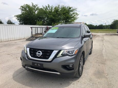 2017 Nissan Pathfinder SV Gainesville TX