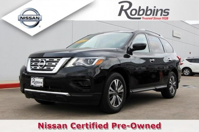 2017 Nissan Pathfinder SV Houston TX