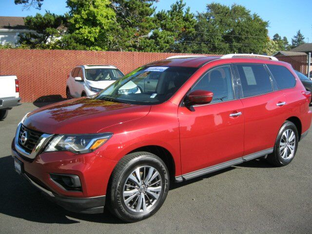 2017 Nissan Pathfinder SV Newport OR
