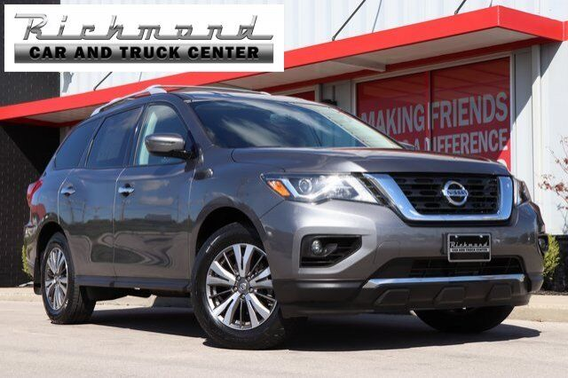 2017 Nissan Pathfinder SV Richmond KY