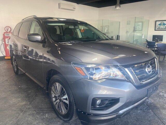 2017_Nissan_Pathfinder_SV_ San Jose CA