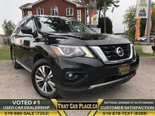 2017_Nissan_Pathfinder_SV|$85Wk|4WD|Backup|HtdSts|Alloys|LowKM|NewTires_ London ON