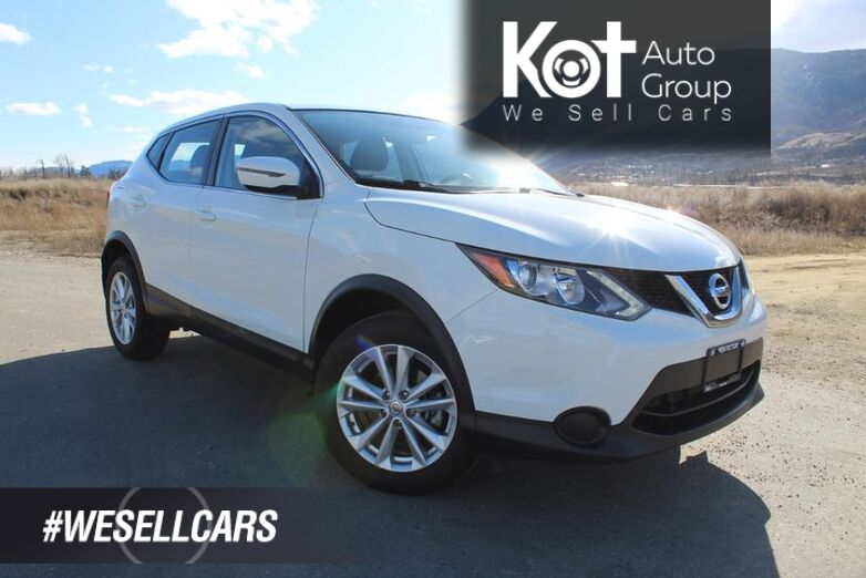 2017 Nissan Qashqai FWD S, ONE OWNER, Heated Front Seats Penticton BC