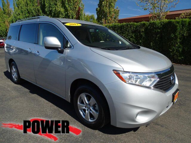 2017 Nissan Quest SV Corvallis OR