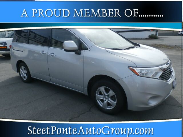 2017 Nissan Quest SV Yorkville NY