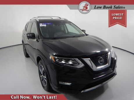 2017_Nissan_ROGUE_SL_ Salt Lake City UT
