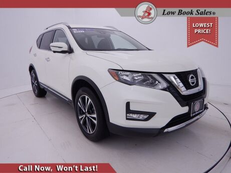 2017_Nissan_ROGUE_SL_ Salt Lake City UT
