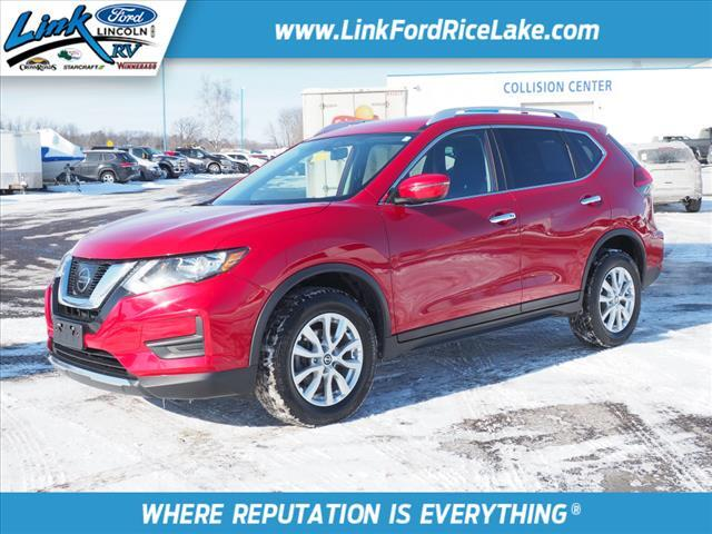 2017 Nissan Rogue Rice Lake WI