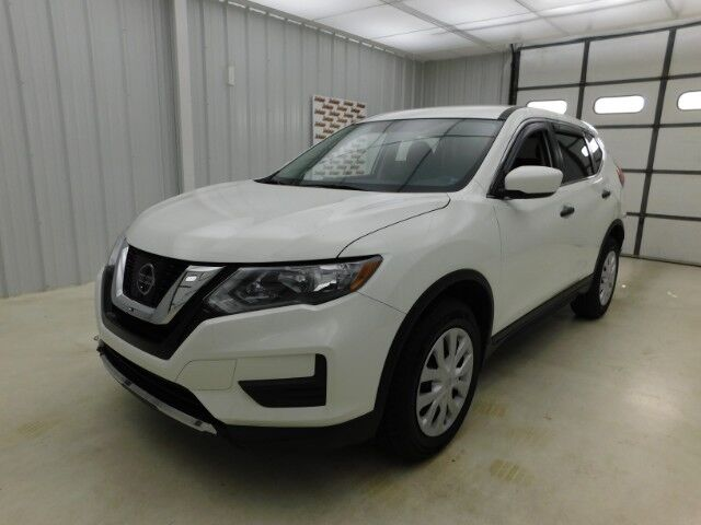 2017 Nissan Rogue 2017.5 AWD S Manhattan KS