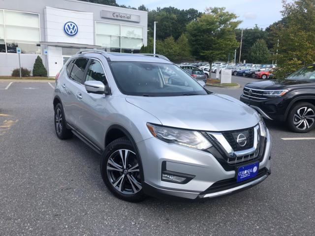 2017 Nissan Rogue 2017.5 AWD SL Westborough MA