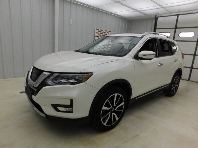 2017 Nissan Rogue 2017.5 AWD SL Manhattan KS