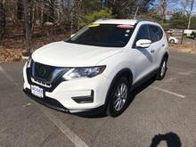 2017_Nissan_Rogue_2017.5 AWD SV_ Pembroke MA