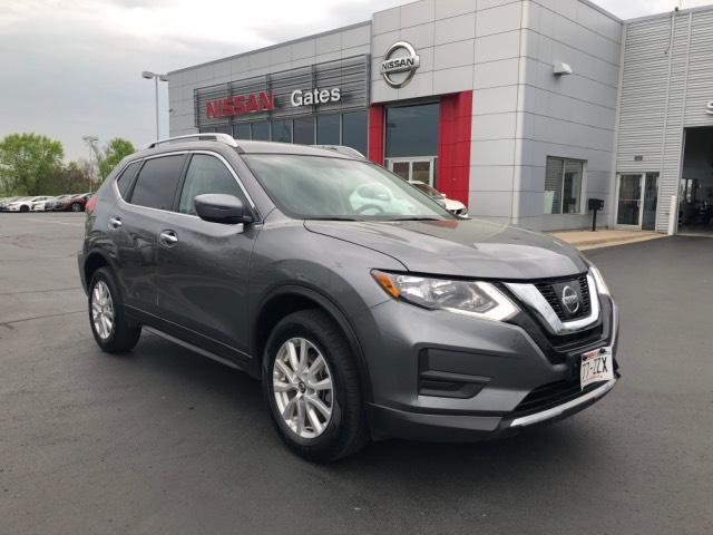2017 Nissan Rogue 2017.5 AWD SV Richmond KY