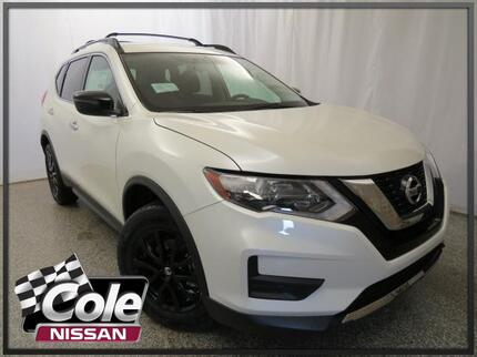 2017_Nissan_Rogue_2017.5 AWD SV_ Southwest MI
