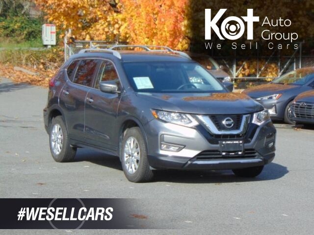 2017 Nissan Rogue AWD 4dr S *Ltd Avail* Kelowna BC