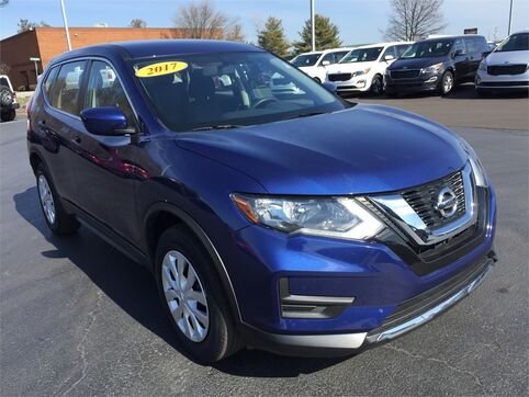2017_Nissan_Rogue_AWD S_ Evansville IN