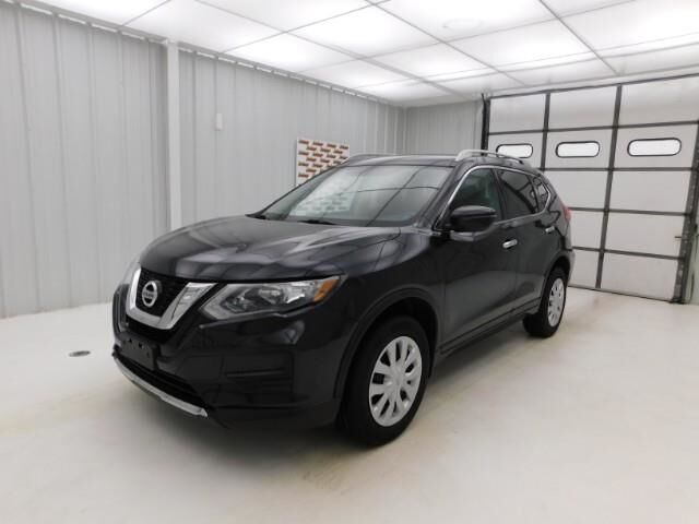 2017 Nissan Rogue AWD S Manhattan KS