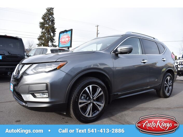 2017 Nissan Rogue AWD SL Bend OR