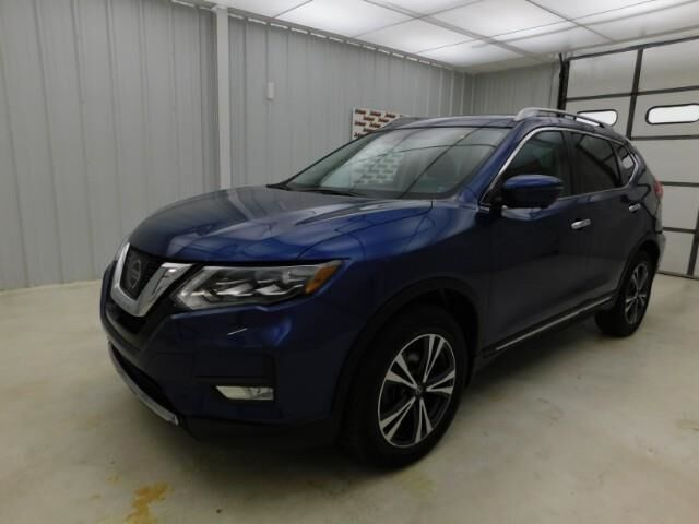 2017 Nissan Rogue AWD SL Manhattan KS